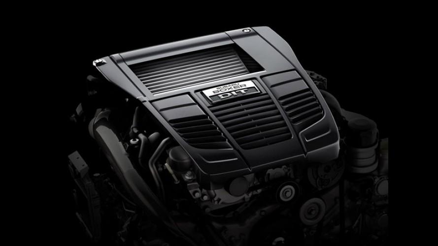 """Em breve no Brasil, motor 2.0 turbo do novo WRX vence prêmio """"10 Best Engines of 2015"""""""