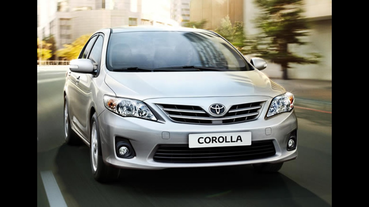 Ford e Toyota são campeãs de recalls no Brasil em 2011