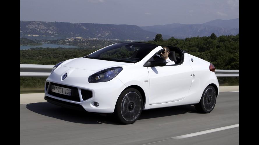 Renault Wind vende abaixo do esperado e pode sair de linha em breve