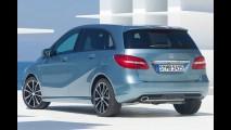 Mercedes-Benz Classe B 2012 será lançado em outubro do ano que vem no Brasil