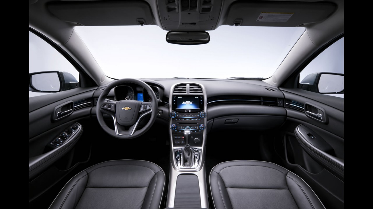 Salão de Frankfurt: Chevrolet apresenta o Novo Malibu europeu