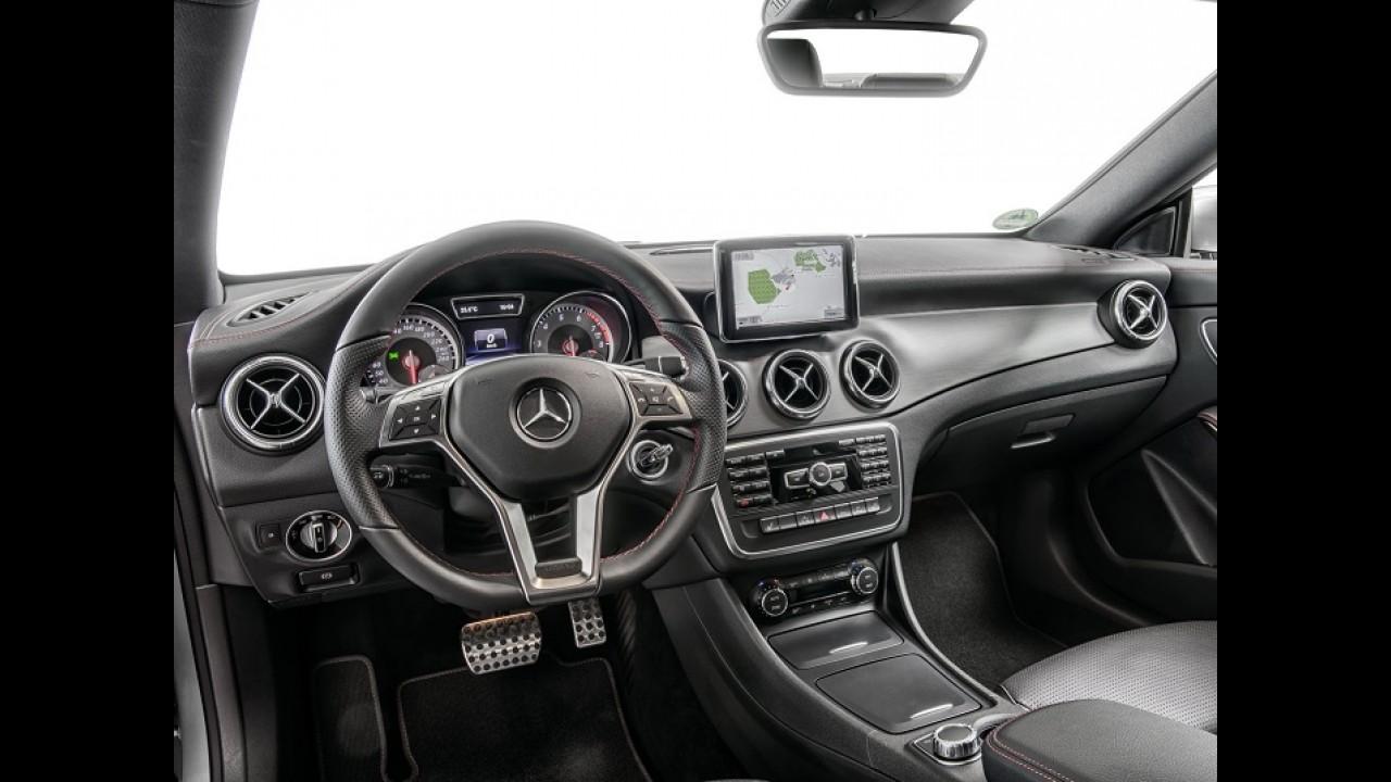 Mercedes pode fechar 2013 à frente da BMW nos EUA graças ao CLA