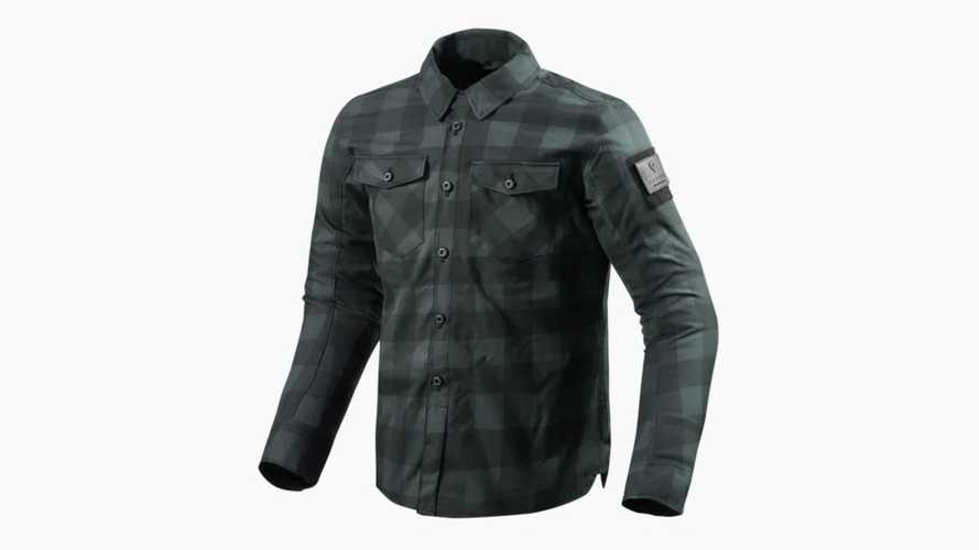 Stay Stylish On Your Adventures With REV'IT!'s Bison WR Overshirt