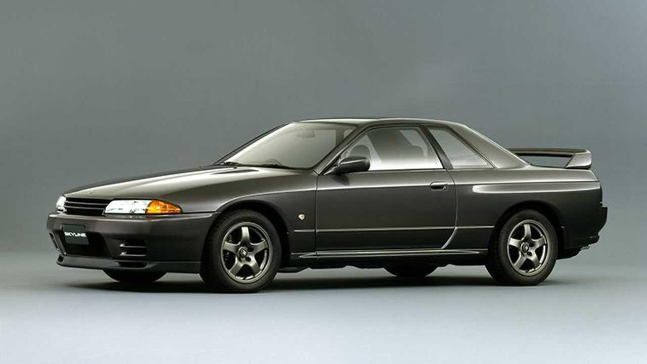 Nissan GT-R R32