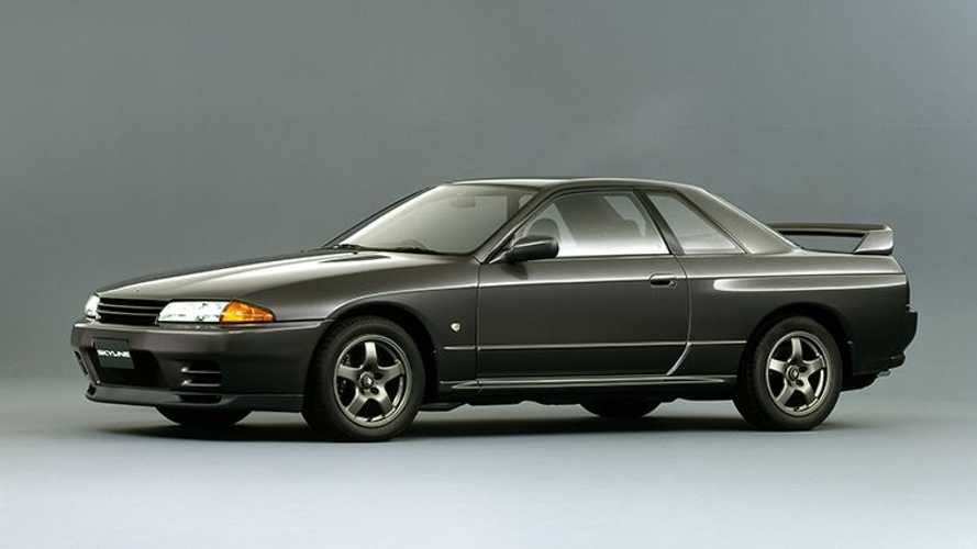 Restauration de la Nissan GT-R R32 Nismo