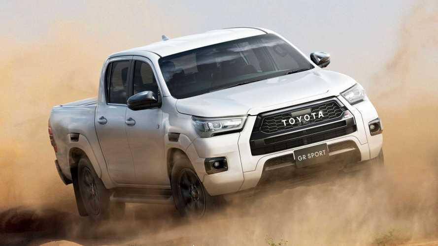 No Brasil em 2022, Toyota Hilux GR Sport chega antes ao Japão