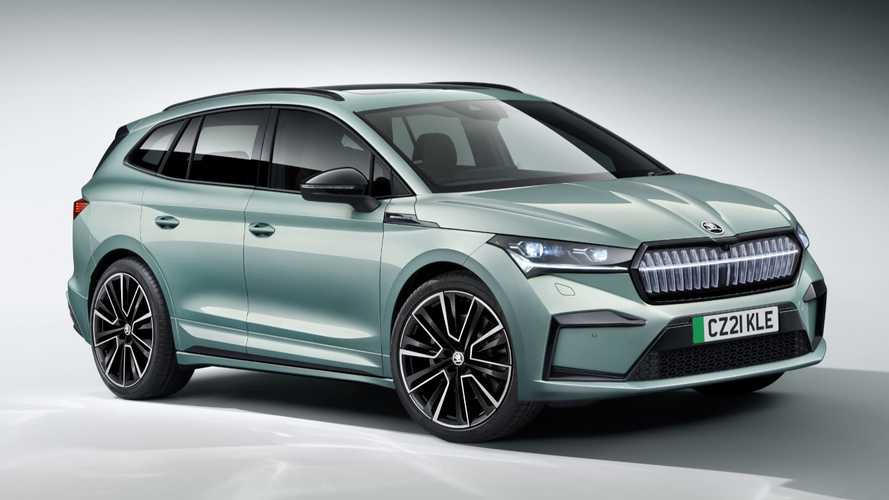 Just 50 special edition Skoda Enyaq iVs are coming to the UK