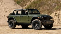 Jeep enthüllt Wrangler Unlimited Willys Xtreme Recon im Army-Look