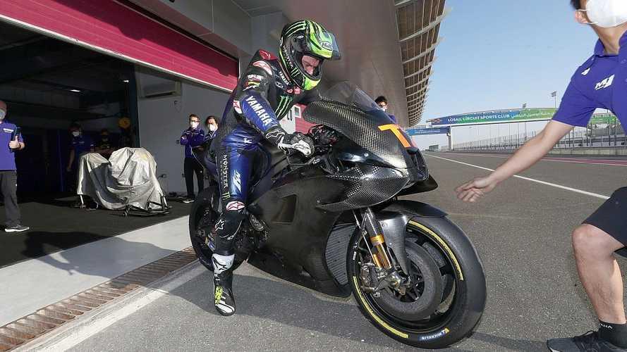 Crutchlow sustituirá a Morbidelli en las tres próximas carreras