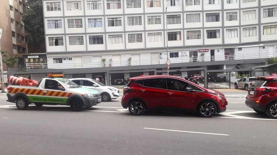 Flagra - Chevrolet Bolt 2022