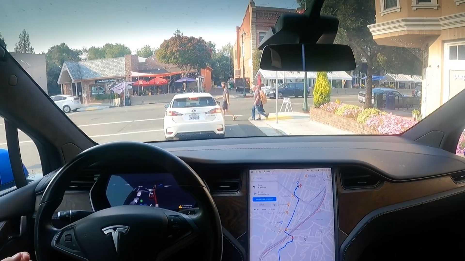 Beta Testers Get Tesla FSD V9.2, Musk Shares Tech Release Notes