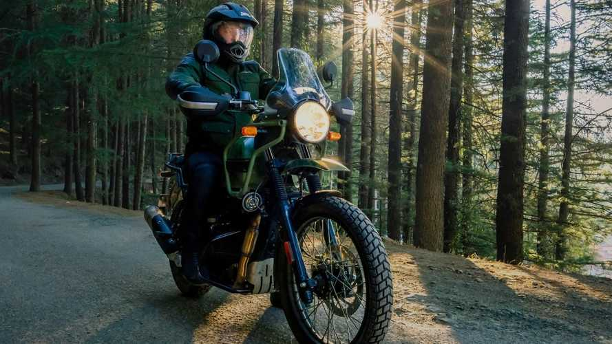 Royal Enfield Pledges To Plant A Tree For Each Bike Sold In Italy