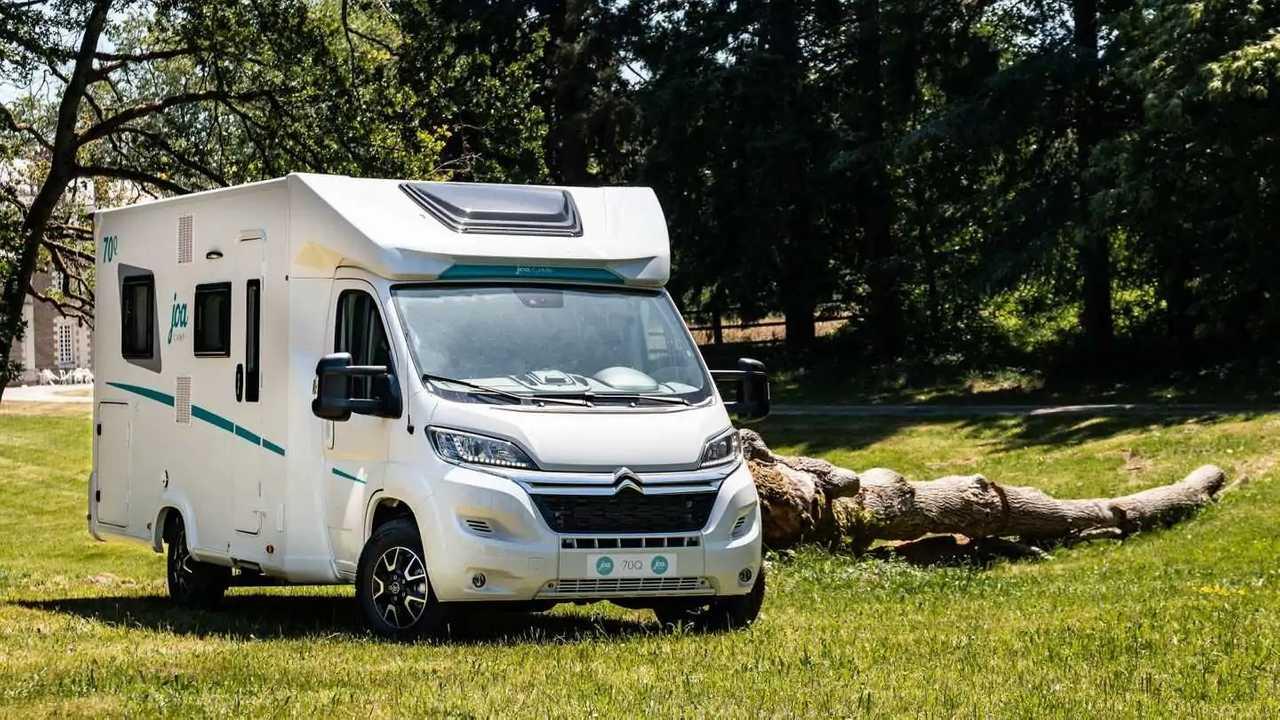 Camping-car Joa Camp