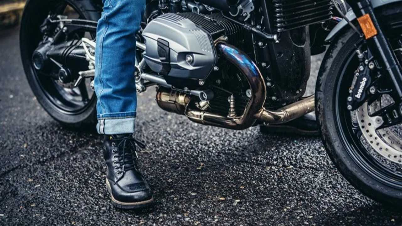 Check Out REV'IT!'s Retro-Style Mohawk 2 Riding Boots