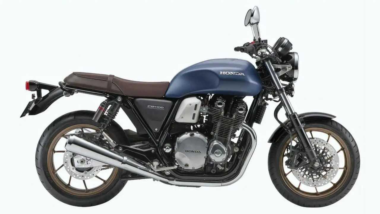 Honda CB1100 RS Final Edition - Blue Denin