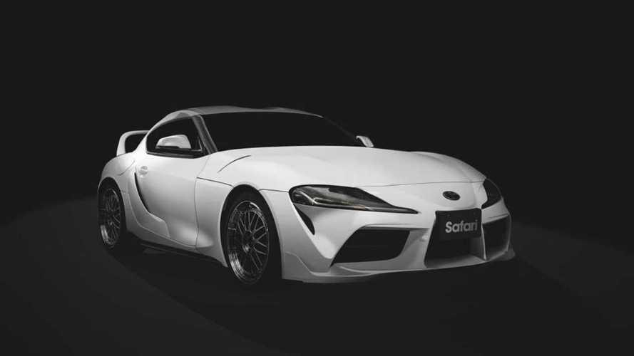 В память о Поле Уокере выйдет особая Toyota GR Supra