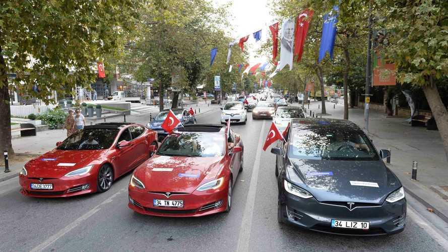"""Elektriklilerin """"Sessiz Konvoy""""u 30 Ağustos için yollarda!"""