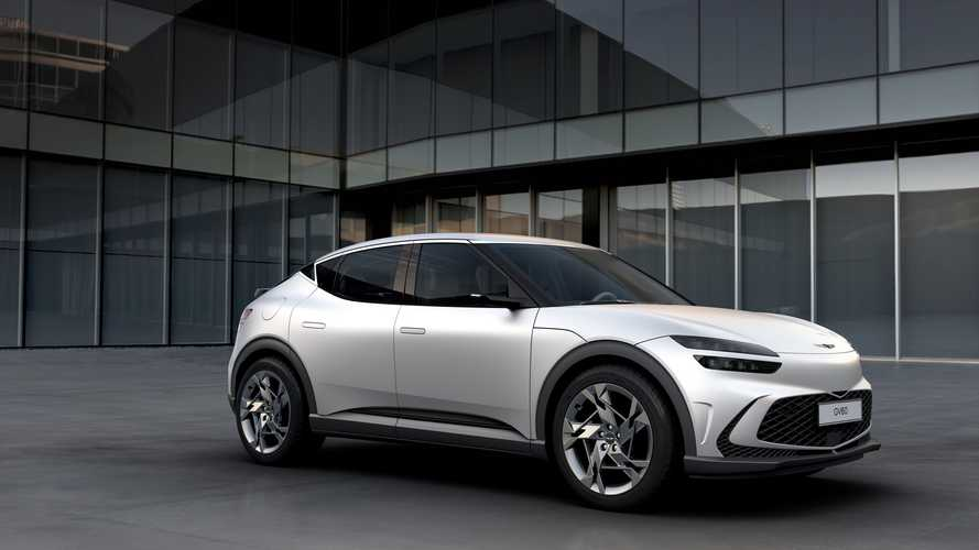 Genesis GV60 Electric SUV: What Do You Think Of Its Design?