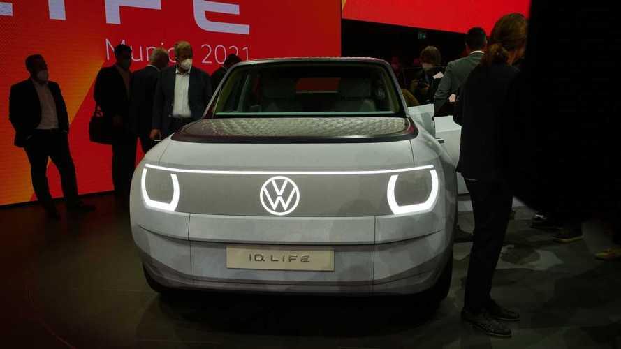 Photos Volkswagen ID.LIFE, IAA 2021