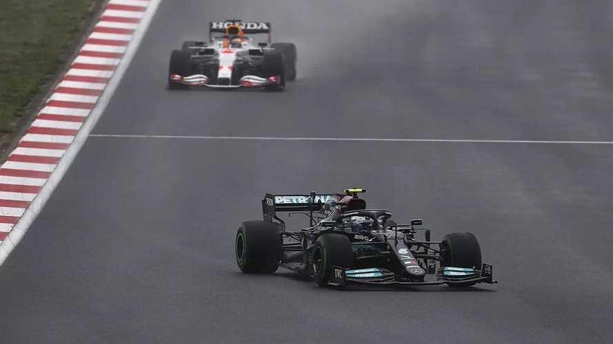 Bottas gana en Turquía, Verstappen lidera y Pérez resiste a Hamilton