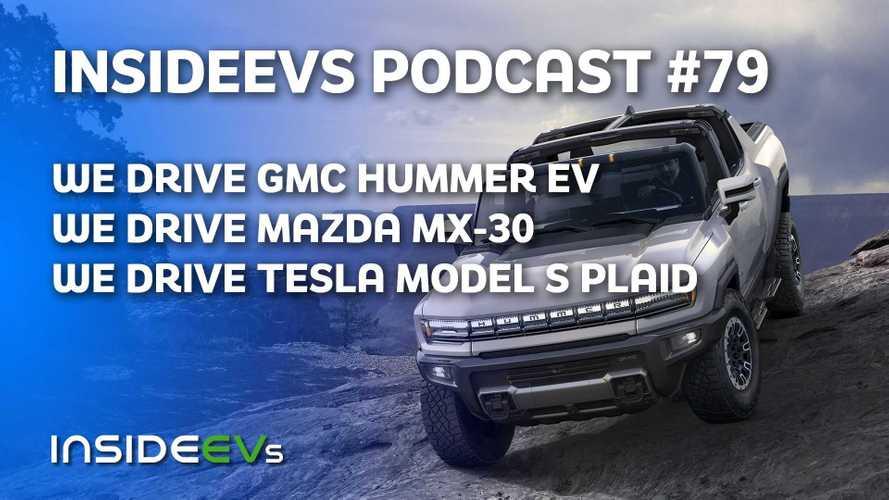 We Drive GMC Hummer EV, Tesla Model S Plaid, And Mazda MX-30