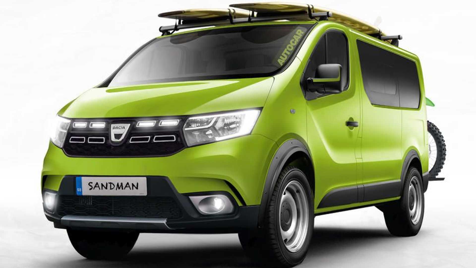 ¿Por qué la camper Dacia Sandman tendría un éxito arrollador?