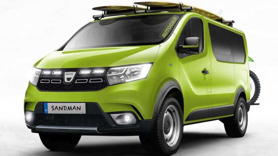 Achèteriez-vous le Dacia Sandman, un camping-car bon marché ?
