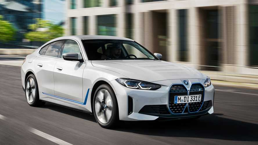 BMW Exec Says Automaker Is Capping EV Range At 373 Miles (600Km)