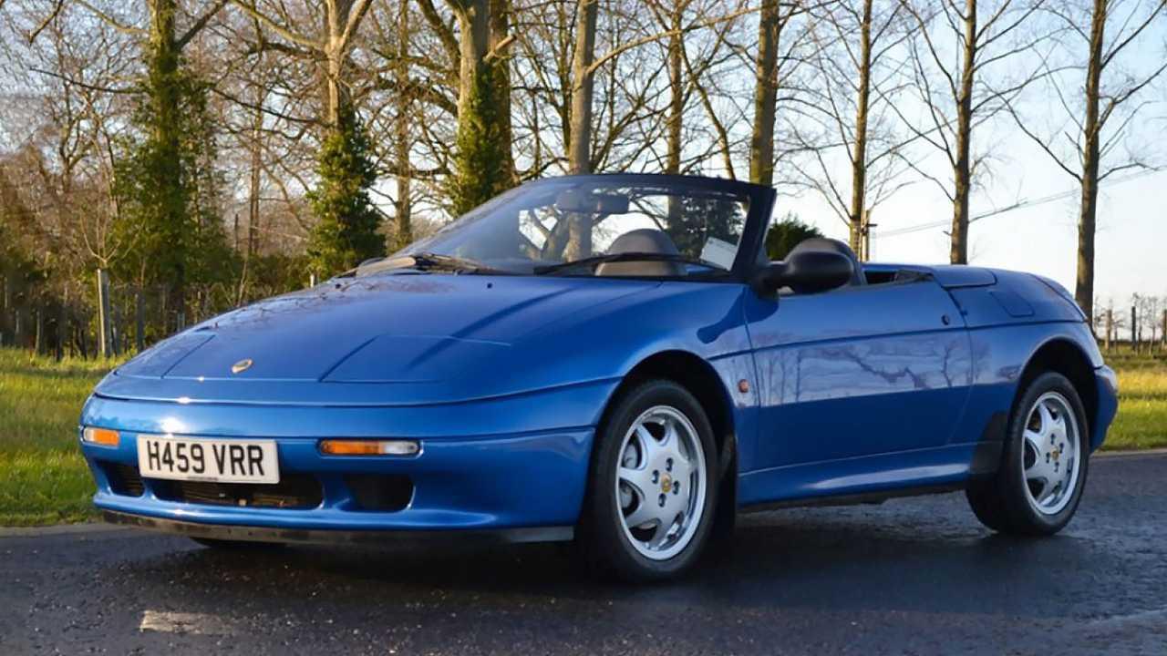 Lotus Elan Typ M100 (1989 – 1992)