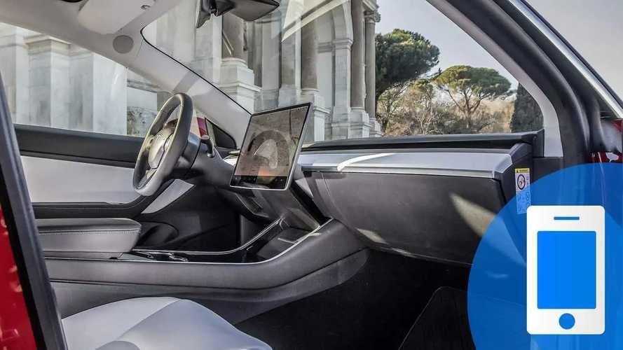 Android Auto sulle Tesla, ecco l'app che ci prova