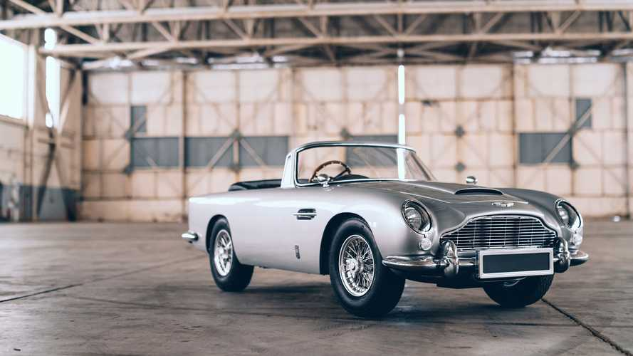 Aston Martin DB5 Junior, la Bond Car in miniatura da 100 mila euro