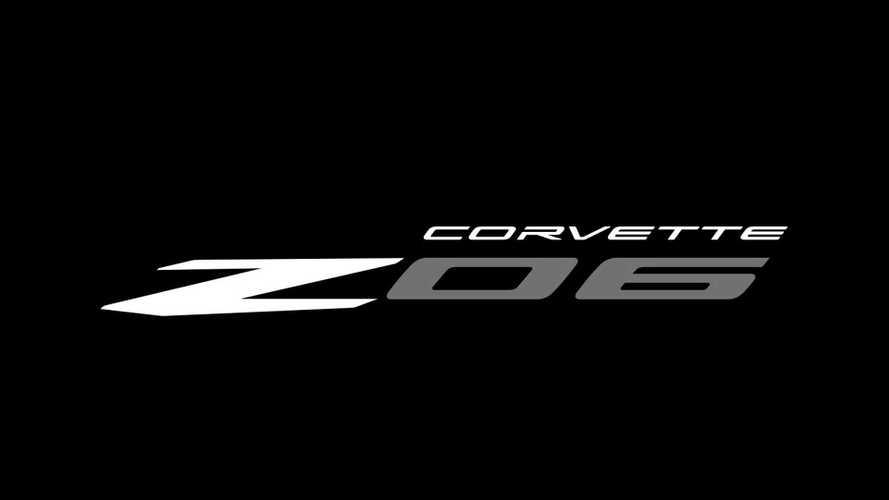 Тизеры нового Chevrolet Corvette Z06