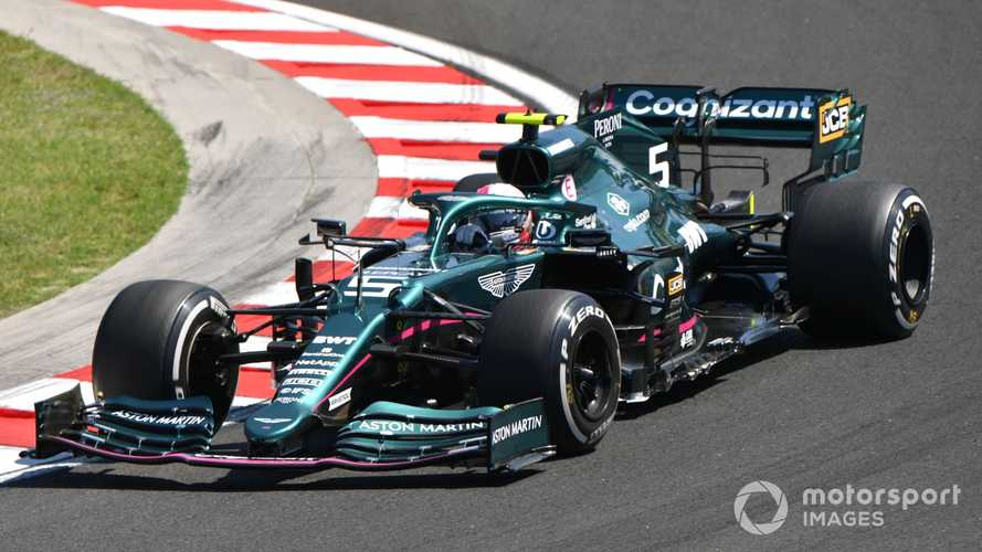 How Aston Martin plans to bounce back from Hungary F1 disappointment