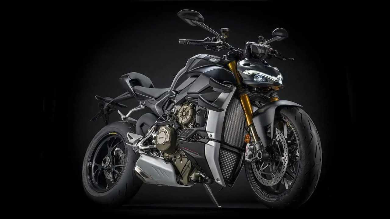 2022 Ducati Streetfighter V4 SP EPA Documents