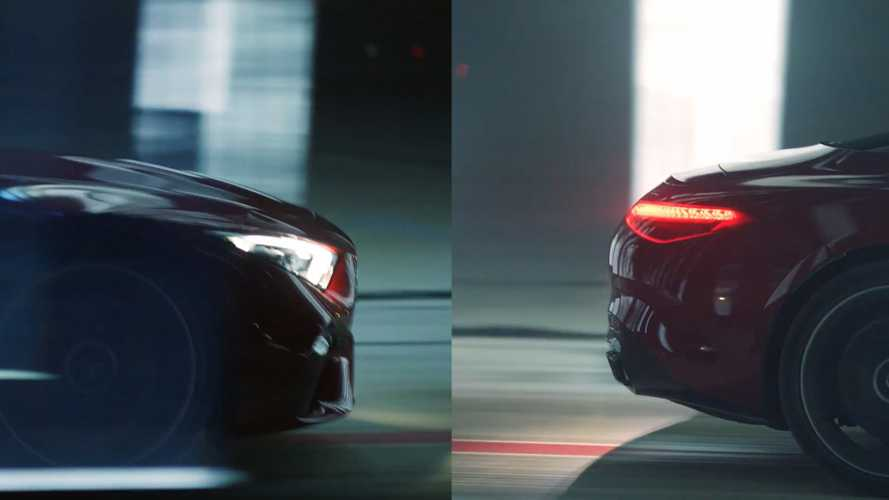 Mercedes-AMG SL (2022): Der letzte Teaser vor der Weltpremiere
