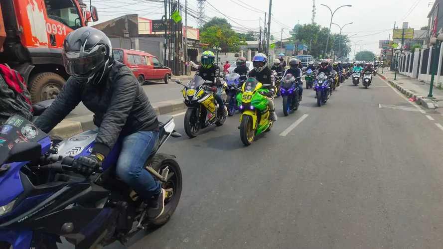 Riding Aman dan Nyaman Pakai Motor Sport Fairing, Ini Tipsnya