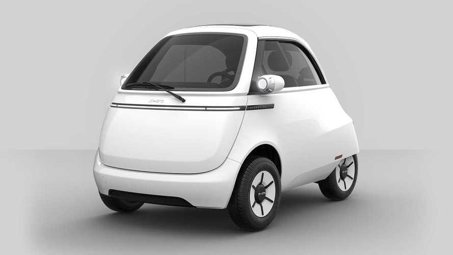 'Romi-Isetta elétrico', Microlino 2.0 é lançado de forma oficial