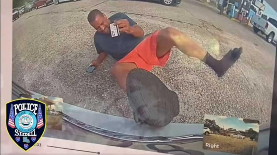 Man Claimed Model 3 Hit Him, Tesla Cam Showed He Was Lying