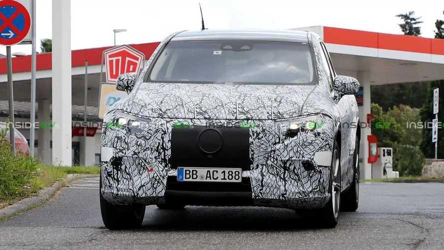 2022 Mercedes-Benz EQS SUV