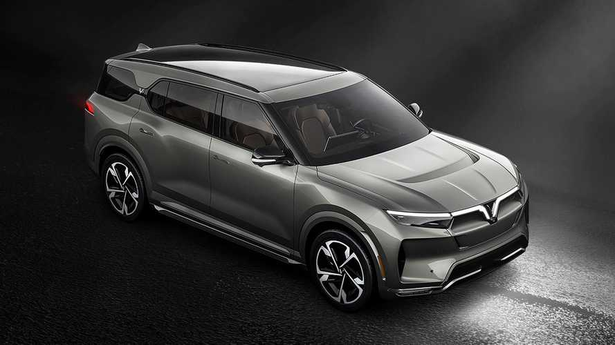 VinFast Electric SUVs To Debut At LA Auto Show, US Sales In H1 2022