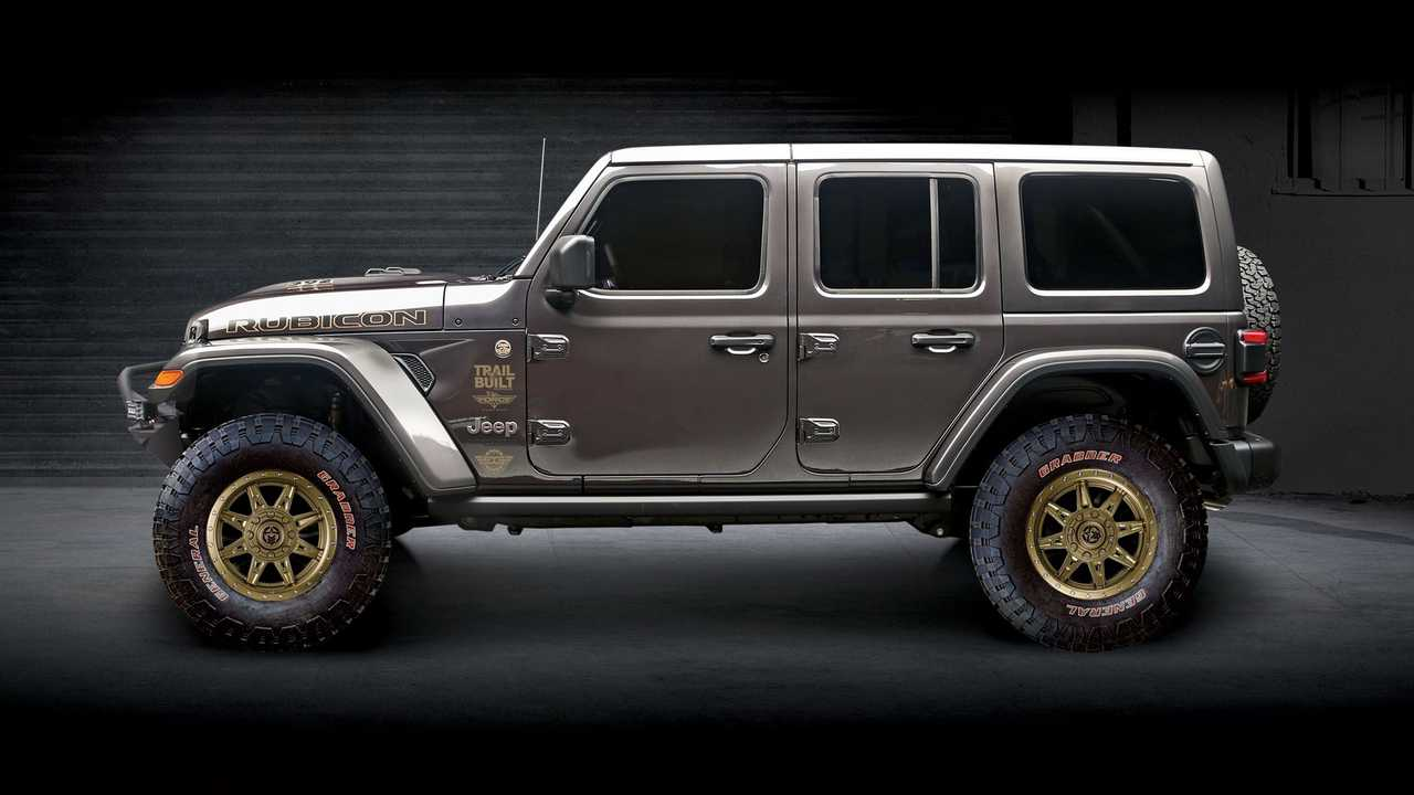 Dream Giveaway: Jeep Wrangler Rubicon 392 V8