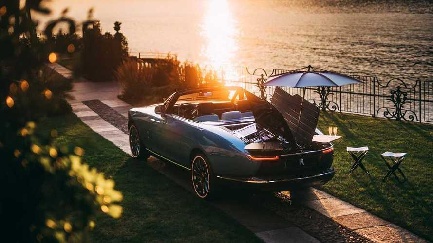 La voiture la plus chère au monde présentée à la Villa d'Este