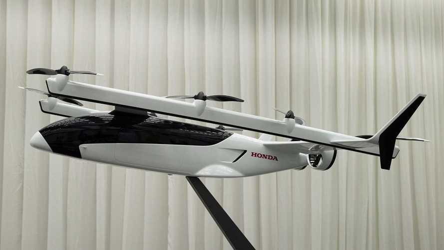 A Honda villanymotoros repülőket is fog gyártani 2025-től
