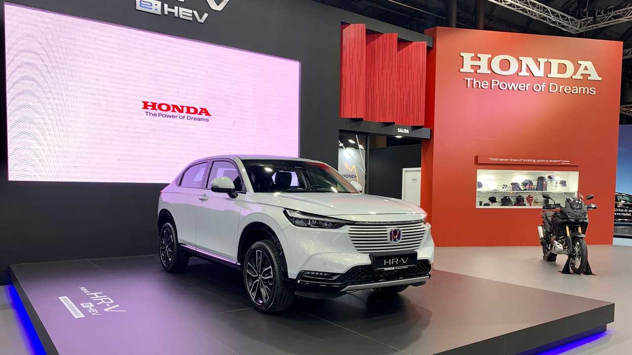 Honda HR-V HEV