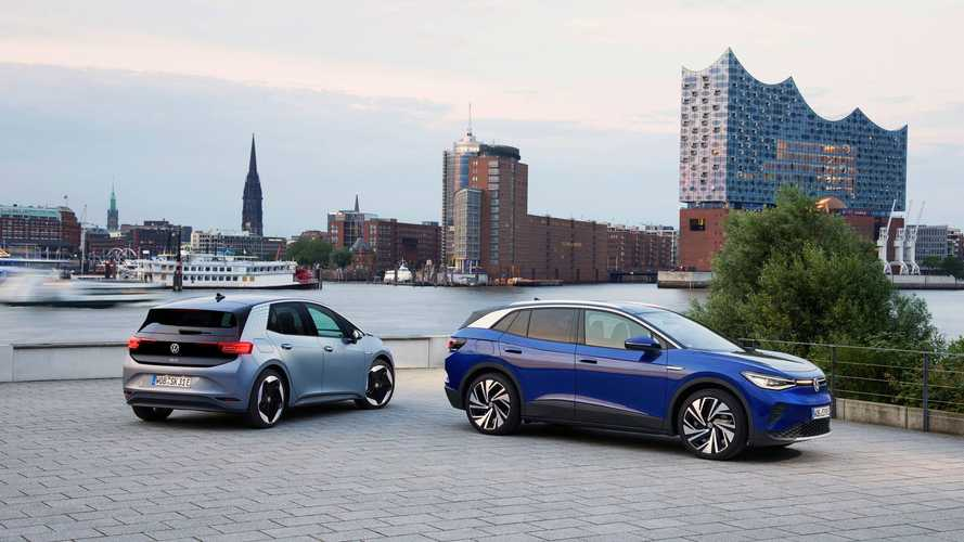 Tesla Vs Volkswagen Group: Is VW Really Catching Up?
