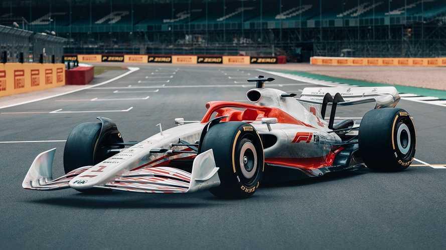 Fórmula 1 revela novo carro para temporada 2022; veja fotos