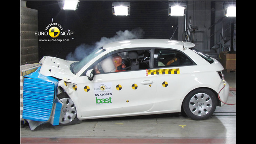 Euro-NCAP-Crashtest: China patzt
