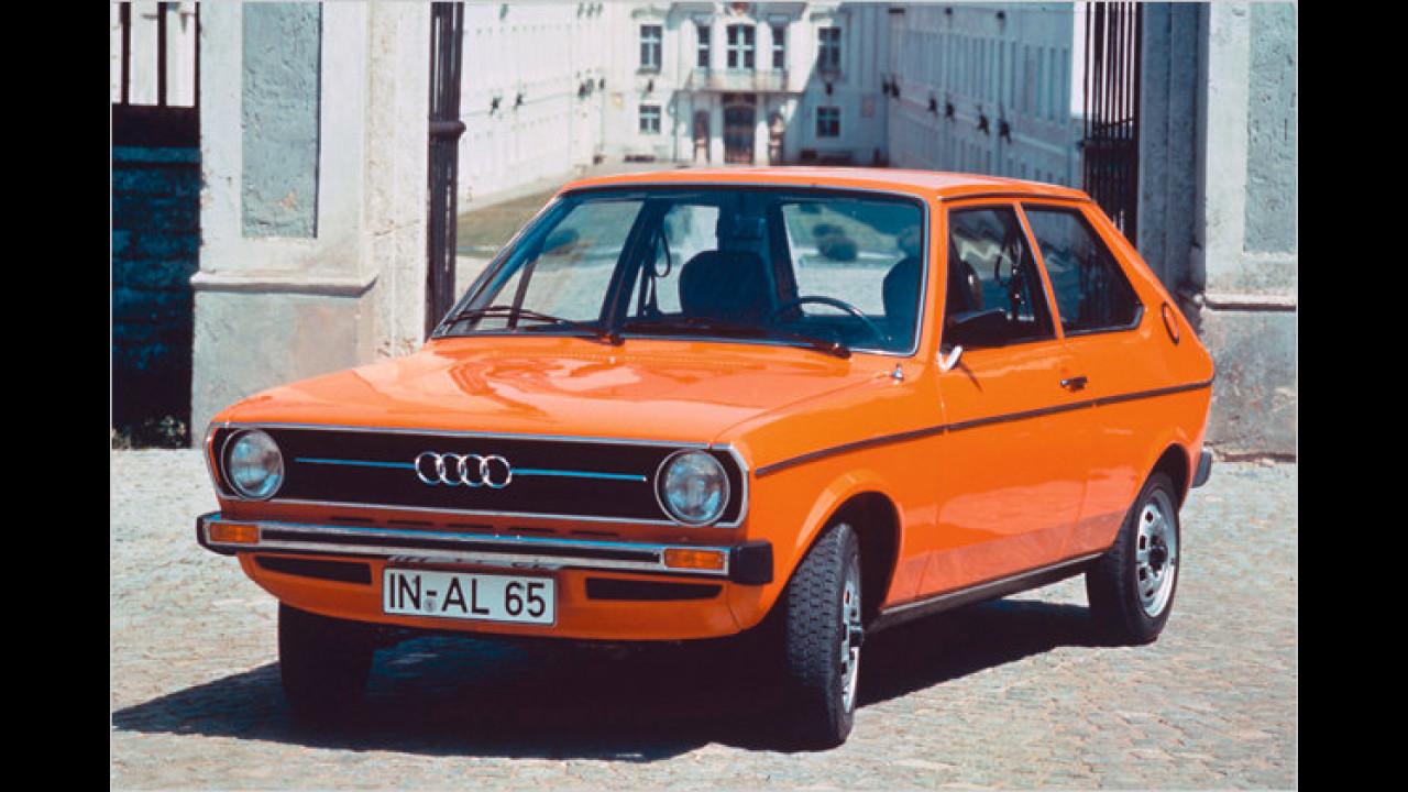 35 Jahre Audi 50