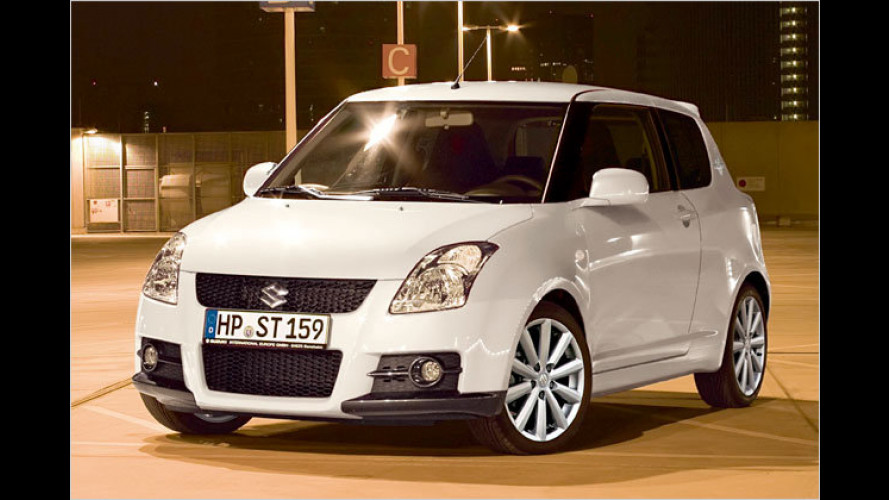 Suzuki Swift Sport ,Rock am Ring