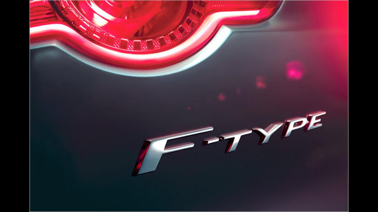 Jaguar F-Type: Details